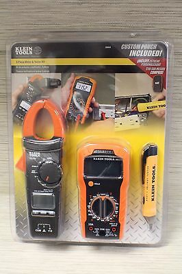 Klein Tools Meter and Tester Kit (3-Piece)