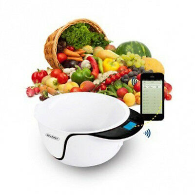 Smart Healthy Kitchen Scales inc Nutrition App Suitable Android & Apple £40 SALE
