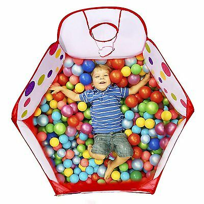 New Activity Toy Baby Learning Play Tent Ball Pit Kids Educational Development