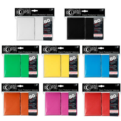 Ultra Pro Eclipse Card Sleeves (80) - Deck Protector Standard Size -