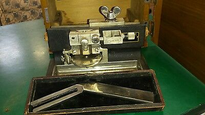 Vintage Bausch & Lomb Microtome