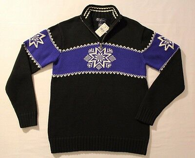 NEW Polo Ralph Lauren Brand 1/2 Zip Pullover  Sweater Child's Size Large