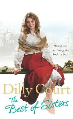 NEW The Best of Sisters By Dilly Court Paperback Free Shipping