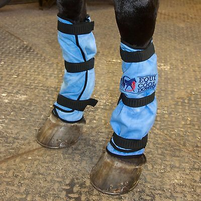 NEW Shires Equi Cool Down Leg Wraps - Horse Boots One size - pair