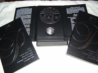 2009 W $100 1 oz proof Platinum Eagle with US Mint packaging