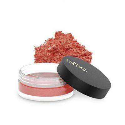 NEW INIKA Mineral Blusher  Peachy Keen 3g from Celcius Skin & Beauty
