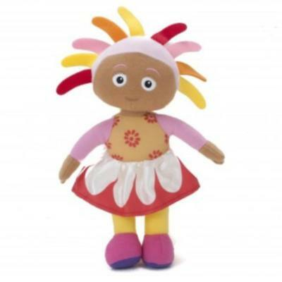 Upsy Daisy Talking Soft Toy In The Night Garden Baby Safe Medium 30cm/13.5inches