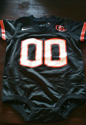 4b45f18ce778 NIKE TODDLER Baby Oregon St Football Uniform Outfit New 12M Or 18M ...