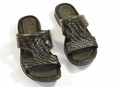 cd2895549ab47b ... hot cole haan womens woven leather sandals nike air sole size 6.5 b 80  668ae 5a305