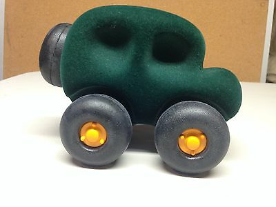 Rubbabu Scout the SUV Rubber Toddler Toy Car