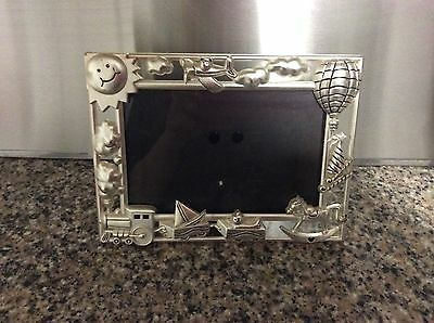 Metal Nursery Picture Frame