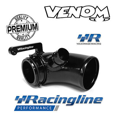 VW Racingline R600 Performance Hi-Flow Turbo Inlet Elbow EA888 Gen3 MQB