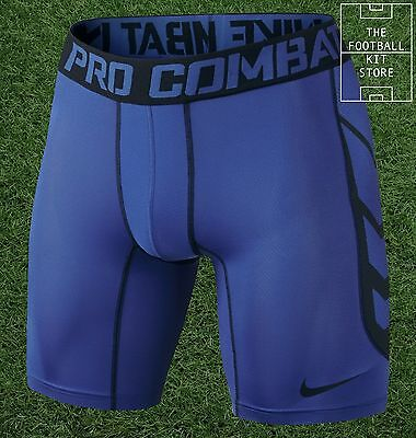 Nike Pro Combat Compression Shorts - Mens Gym / Running / Football Under Shorts