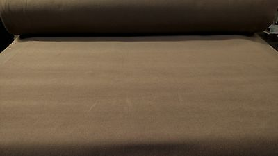 "1 Yard Med. Neutral Automotive Carpet Upholstery Auto Pro Flexible 80""W 18 Oz."