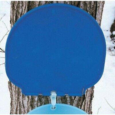 3 Tap My Trees 2107 Maple Sugaring Plastic Lids Maple Syrup Embee Cover