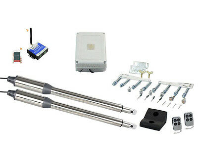 NSEE PKM-C01-2 500KG/1200LB Linear Actuator Double Duty Swing Gate Door Operator