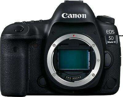 Brand New Canon EOS 5D Mark IV Full Frame Digital SLR Camera Body