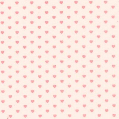 """24 SHEETS PINK HEART TISSUE PAPER~20""""x30""""~24 HEART-LOVE GIFT WRAP TISSUE PAPER-"""