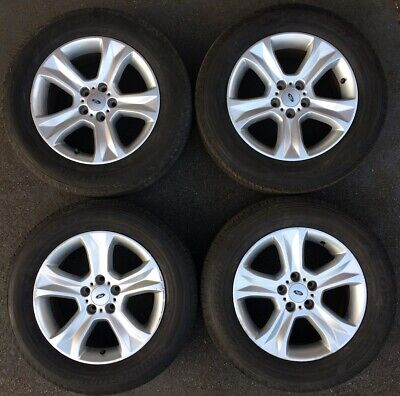 4x set Ford Territory SX SY SZ alloy WHEELS mags rims 18 inch