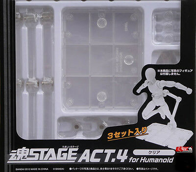 SHFIGUARTS - STAGE ACT 4 FOR HUMANOID / FOR BODY KUN & BODY CHAN FIGURE 12cm