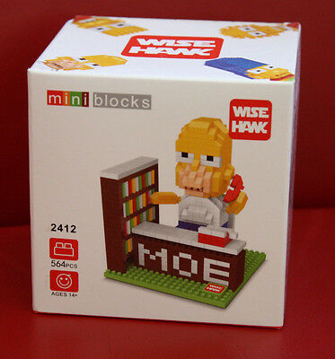 mini blocks Die Simpsons Homer 564 Teile