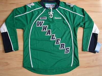 CHL Eishockey Premier Trikot Jersey PLYMOUTH WHALERS Canadiens Junior Hockey OHL