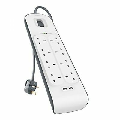 Belkin Surge Protector 8 Way Outlet