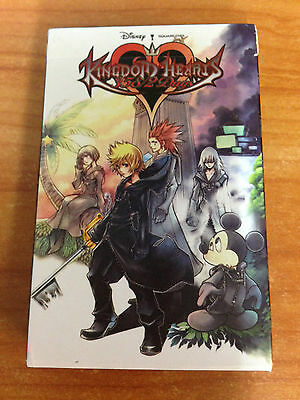 Kingdom Hearts Playing Cards Deck Promo Official Disney Square Enix