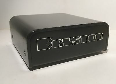 BRYSTON TF-1 Moving Coil Step Up Transformer.RARE