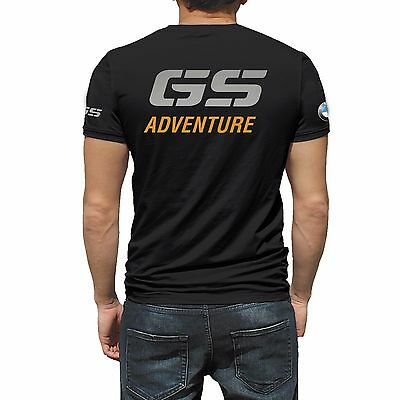 bmw gs adventure t shirt picclick. Black Bedroom Furniture Sets. Home Design Ideas