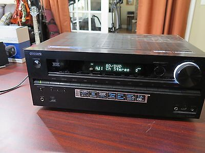 ONKYO TX-NR609 RECEIVER For Parts or repair