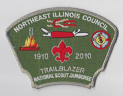 2010 Usa Boy Scouts Of America - National Jamboree Northeast Illinois Trail Jsp