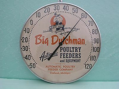 Farm Poultry Feeders Thermometer