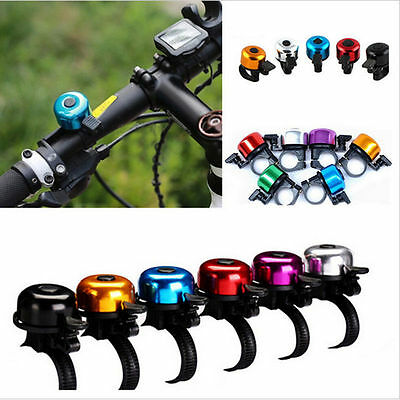 Clear & Loud Ping Bell Bike Bicycle Handle Bar Ring Cycle Push Sports Horn - B1