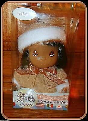 Precious Moments World of Friendship International Hi Babies Doll Eskimo NIB