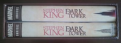 Marvel Omnibus - Stephen King The Dark Tower Omnibus and Companion Slipcase