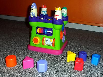 Shape Sorter Baby Toddler Activity Toy