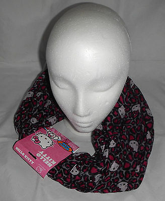 Hello Kitty Infinity Scarf