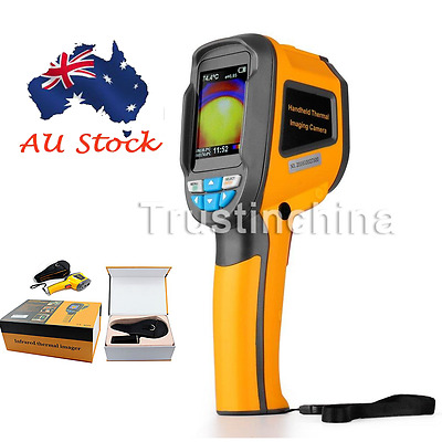 Handheld Real-time Thermal Imaging Camera Infrared Thermometer -20 to 300℃ T