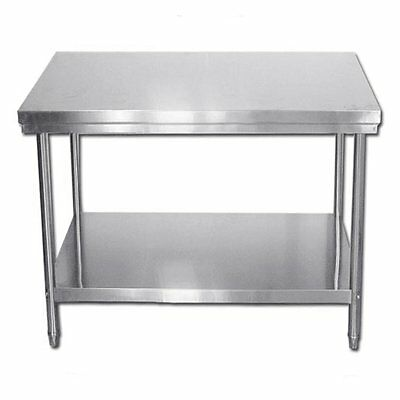 """Heavy Duty New 24"""" x 36"""" Stainless Steel Commercial Kitchen Work Food Prep Table"""