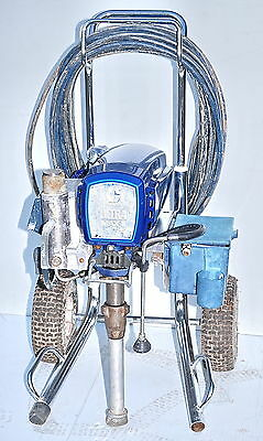 Graco 795 Ultra Max II Electric Airless Paint Sprayer - new Valve/Pump Kit/Cover