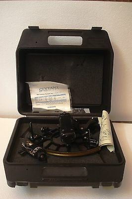 LILLEY & GILLIE Marine Sextant - No. 38426  -  Made in ENGLAND