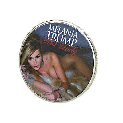 MELANIA TRUMP USA First Lady Commemorative Coin Campaign Collection New
