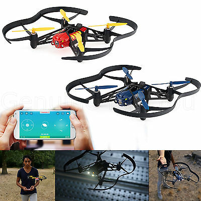 Parrot Airborne RC Bluetooth WiFi Night Out Quadcopter Helicopter Mini Drones