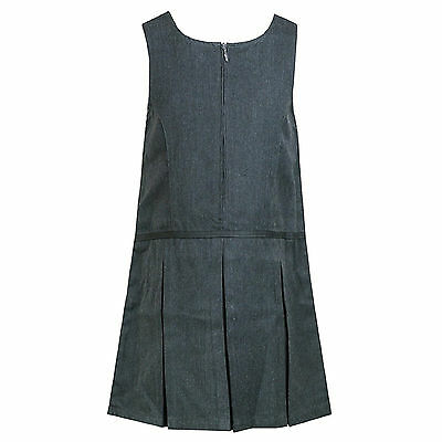 Girls School Pinafore Dress Ex Uk Store Nutmeg 4 5 6 7 8 9 10 11 12 13 Years New