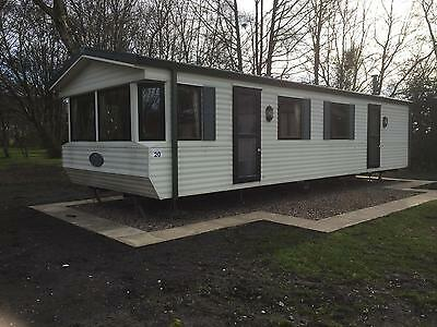Willerby Countrystyle Caravan 35X12Ft 2 Bedroom Located Scarborough
