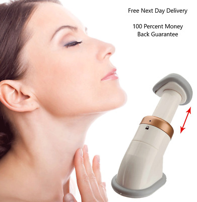 Fat Removal Neck Line Muscle Exerciser Chin Massager Thin Jaw Muscle Toner