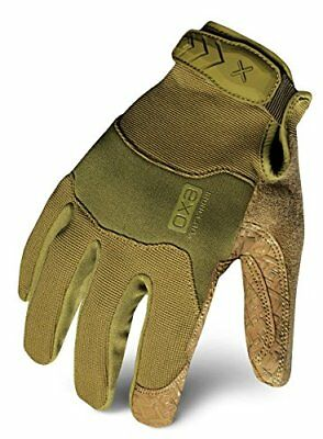 NEW Ironclad EXOT-GODG-04-L Tactical Operator Grip Glove, OD Green, Large