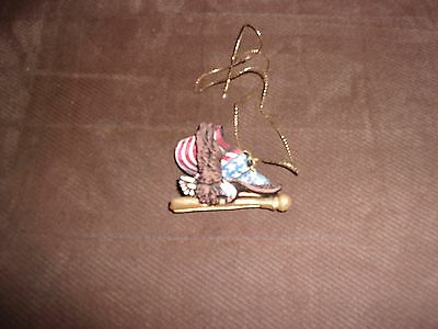 Longaberger Homestead Exclusive Flag & Eagle Basket Tie-On