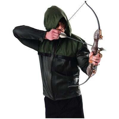 Arrows Bow & Arrow Set Costume Accessory Set Adult DC Comics Halloween